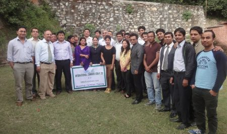 Royal Government of Bhutan Chose ISI Training Centre to Train their Officials in Nepal!